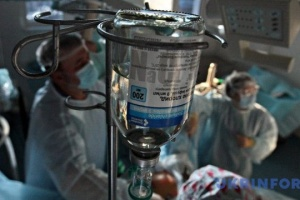 Erste Herz-und Nierentransplantationen Lwiw