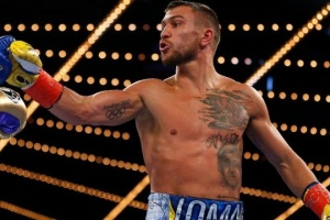 Ломаченко опустився у рейтингу кращих боксерів світу