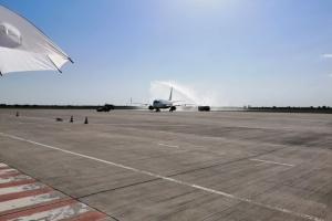 В Україні відкрився новий авіарейс Львів-Херсон