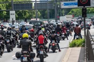 У Німеччині протестували байкери, яким хочуть заборонити їздити у неділю