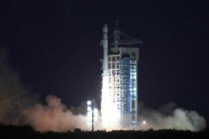 Китай запустив супутник для вивчення космічного середовища