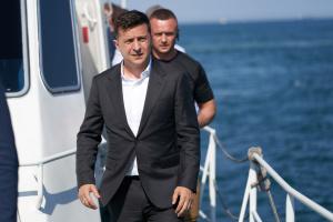Обов'язково повернуся: Зеленський поділився враженнями від поїздки в Одесу
