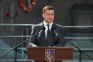 Украина не позволит уничтожить систему черноморской безопасности - Президент