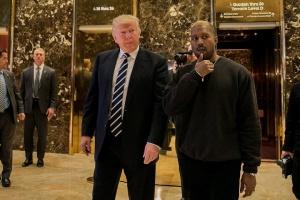 Рэпер Канье Уэст идет в президенты США