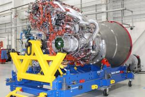 У США випробовують ракетний двигун, що має замінити російський
