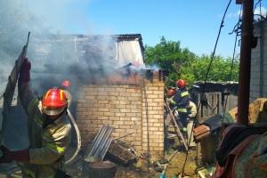 Рятувальники за тиждень відновили понад 40 будинків на Донбасі