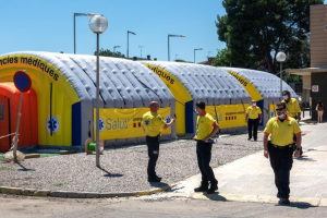 В Іспанії на повторний карантин закривають ще один район