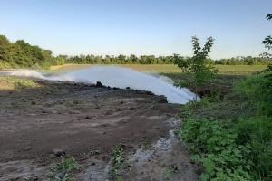Пять городов Донецкой области остались без воды из-за порыва на водоводе