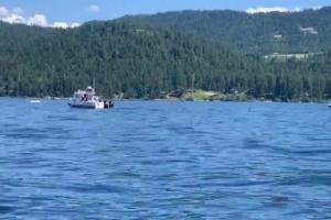 У США зіткнулися й потонули в озері два літаки, є загиблі