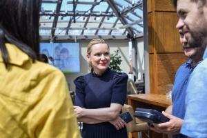 МІОК проведе зустріч із співзасновницею Центру Анни Київської у Франції