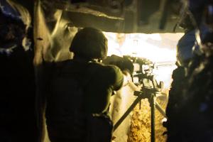 Donbass : 13 attaques ciblées, 4 militaires ukrainiens blessés