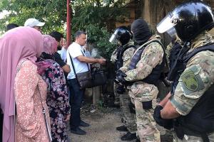 L'UE appelle la Russie à mettre fin aux pressions exercées sur les Tatars de Crimée en Crimée occupée