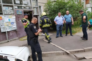 У Києві через витік газу евакуювали багатоповерхівку