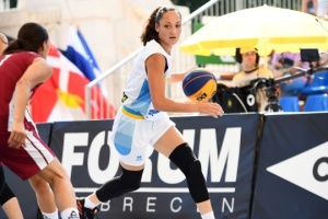 Сборные Украины сыграют на чемпионате Европы 3х3 в Антверпене