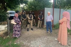 Украина открыла дело о незаконных обысках РФ в оккупированном Крыму