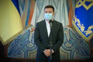 ゼレンシキー大統領、資産申告漏れを報告