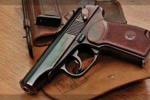 Эстония передала Украине более 2,4 тысячи пистолетов Макарова