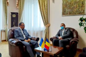 Украина и Румыния планируют возобновить работу комиссии по вопросам нацменьшинств