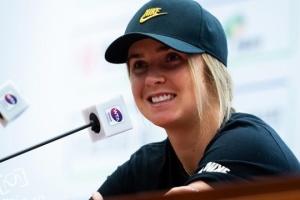 Свитолина: Чтобы выиграть турнир Grand Slam, необходима стабильность