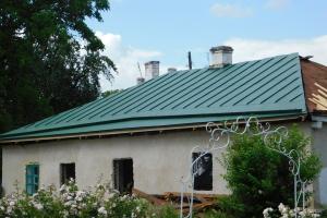 В Виннице впервые за полвека реставрируют музей-усадьбу Коцюбинского
