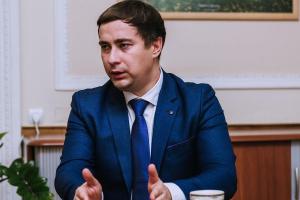 Роман Лещенко, председатель Госгеокадастра