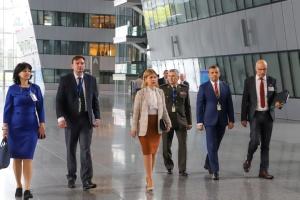 Стефанішина: Україна і НАТО прагнуть відновити роботу Комісії на рівні міністрів