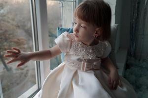 Історія маленької Бріззі із Запоріжжя і волонтерки Марини