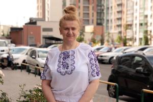 """Олена Сорокіна, колишня бранка """"ЛНР"""""""