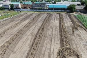 На Житомирщині будують новий стадіон
