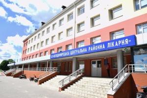 На Рівненщині будують школу, дорогу та амбулаторію