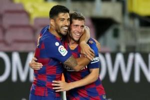 """Ла Лига: """"Барселона"""" одержала непростую победу над """"Эспаньолом"""""""