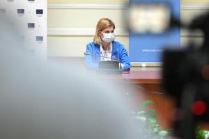 """""""Екватор"""" виконання Програми Україна-НАТО на 2020 рік уже пройдений - Стефанішина"""