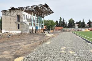 """До 1 жовтня у Селидовому реконструюють стадіон """"Шахтар"""""""