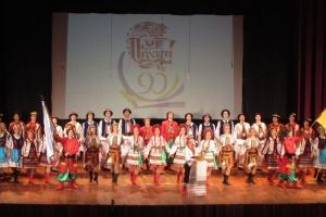 Танцювальний ансамбль «Просвіта» провів онлайн репетицію