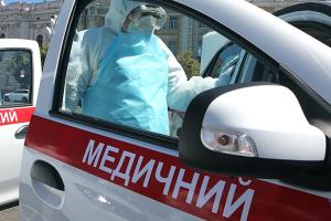 В Украине подтвердили 83 115 случаев COVID-19, за сутки - 1 158