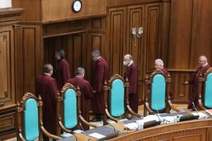 Конституционный Суд рассматривает в назначении Сытника директором НАБУ