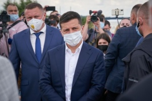 Zelensky hopes students will go to school in September