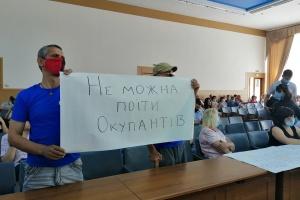 Херсон звернеться до влади, щоб не допустила подачі води в окупований Крим