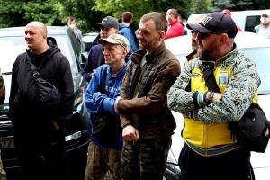 У Львові мітингують учасники бойових дій через скасування пільг у транспорті