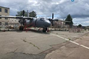 На столичному заводі за тиждень відновили АН-26 для ЗСУ