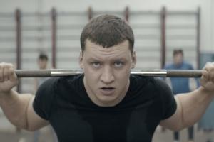 """Премьера украинского фильма """"Штангист"""" состоится на европейском канале ARTE"""