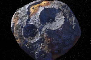 NASA готовит полет к астероиду, который стоит больше экономики Земли
