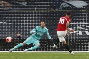 """АПЛ: """"Манчестер Юнайтед"""" пробил 13-й пенальти в сезоне"""