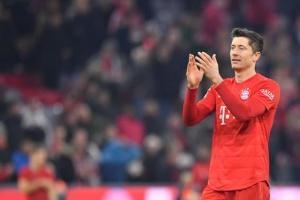 Левандовский признан лучшим игроком сезона немецкой Бундеслиги