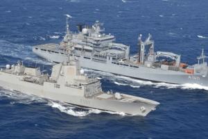 Корабли НАТО готовятся к учениям в Черном море
