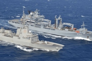 NATO ships preparing for exercises in Black Sea