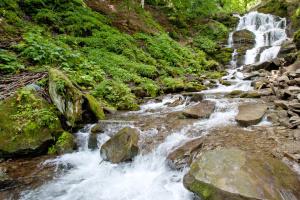 Водопады Украины, которые стоит посетить