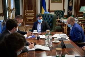 """Украина изучает опыт Испании, как реагировать на """"коронавирусные"""" вызовы — совещание в ОП"""