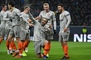 """""""Шахтар"""" отримав потенційних суперників в 1/4 фіналу Ліги Європи УЄФА"""