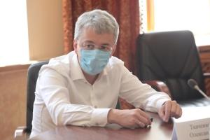 Ткаченко анонсував національні круглі столи в різних містах країни